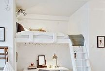 Inspiration | Small Spaces | Petite Architecture | Tiny Homes / by Heal's