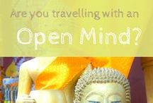Mindful (Deeper) Travel / Yoga, Zen, Spiritual Practises, Clean & Holistic Eating, Relaxing Travel Destinations, Spa, Retreats - anything and everything that is dedicated to practising being 'in the now' more and to grow as a person.
