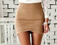 Aaaaaaaa skirt outfits