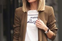 Aaaa khaki blazer & coat outfits
