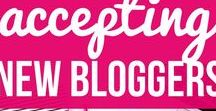 Blogging Help / As beginning bloggers we need all the help we can get. From how to get traffic and subscribers to how affiliate links work and how we can monetize our site. It's awesome there's such a helpful community out there that shares this information so we're sharing the ones that help us!