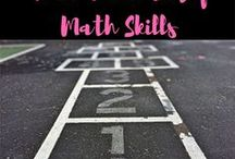 Math {For Kids} / Math encouragement, games, tips, tricks and more for kids!