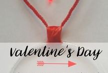 Valentine's Day for Kids / Valentine's Day activities, ideas and tips for kids.