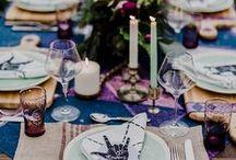 Wedding Tables & Table Decor