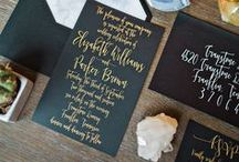 Wedding Invitations and Stationary