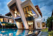 L U X U R Y  H O U S E S / Luxury houses