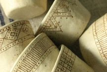 Ceramics (My grandfather's work)
