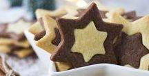 Weihnachtsplätzchen / In der Weihnachtsbäckerei gibt es manche Leckerei! Viele Rezepte für Plätzchen