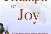 TRIUMPH OF JOY / Triumph of Joy published by Pauline Hosie Robinson. A book about transformation. By transmuting pain to love, Pauline's spirit soared about life's trials and she learnt to honour her journey of a thousand tears.