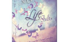 365 LIFE SHIFTS ! BOOK THREE IN THE AMAZON NO 1 BEST SELLING SERIES /  The book 365 Life Shifts shares pivotal moments that changed lives.  These true-life stories can provide insight, inspiration, and encouragement for other souls on their own life journey.
