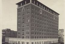 Stephen F. History / Historical Pictures and other information about the Stephen F. Austin hotel