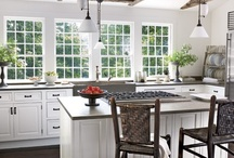 Kitchens / by Kerry Rossow