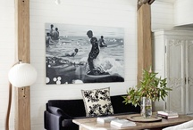 Work It - Displaying Your Portrait Art / A visual aid for creating inspired gallery walls in your home or office.