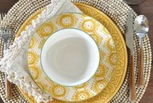 Place Settings and.... / Obsessed with dishes!