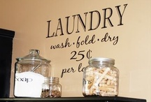 Laundry Room / by Donna H