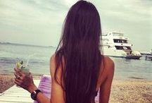 Hair Pazaz =^..^= / I love long hair / by Amanda Hobaugh