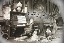 piano's / by Yevon Salfer