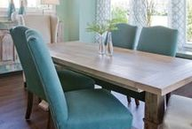 Dinning Room / Always eat at the dinning table.   / by Bobbie Hopper