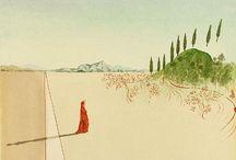 La Divina Commedia / Un pêle-mêle de tout ce qui peut concerner la Divine Comédie de Dante.