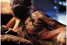 Tattooed Geishas