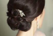 Wedding / Hair / by Sofia R