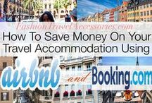 Travel Tips / #accommodation #hotels #apartments #budgettravel #flights #foodtravel #travelplanning #transporations