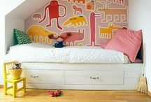 Tiny Rooms / by Trish Scholz