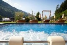 Sport & Wellness Resort Quellenhof***** / The biggest Wellness paradise in South Tyrol near Merano ...