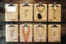 CRAFT - Jewellery Displays