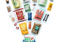 Hiking and Camping Food / Food and snacks to take hiking, camping, and adventuring