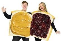 Halloween costume ideas for couples / halloween costume ideas for a duo, pair, couples, twins, siblings, friends