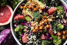 Dine-worthy Eves / #HealthyDinners / by Andrea Starr