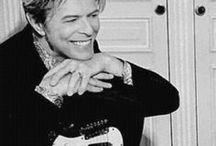 David Bowie / Tudo o que gostei e consegui guardar do David Robert Jones