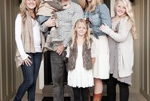 Fall Family Outfit Guide by Amy Rae Photography