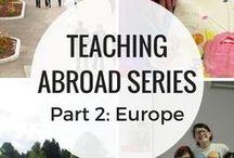 Teaching English / Teaching English worldwide.