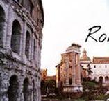 My Trip to Rome / Il mio viaggio a Roma