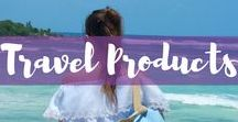 Travel Products / Travel essentials you need for your next trip. Travel product must-haves you definitely shouldn't be without.