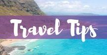 Travel Tips / Travel tips galore! This board contains all the best travel hacks and travel tips and tricks for your next vacation.