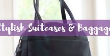 Stylish Suitcases & Baggage / The most stylish suitcases and baggage for your next vacation or trip.
