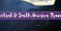 Central & South America Travel / Heading to Central or South America? Here are the best travel tips, travel guides, city guides, packing lists, and itineraries for travel in Central & South America.