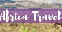 Africa Travel / Headed to Africa soon? Here are the best travel tips, city guides, travel guides, and itineraries for your Africa vacation.