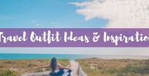 Travel Outfit Ideas & Inspiration / We all want to look amazing when we travel. Here's a collection of travel style inspo and outfit inspiration for women. The best travel outfit ideas and style inspo.