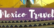Mexico Travel / Traveling to Mexico? This board features inspiration, travel guides, travel itineraries and more for all your Mexican travels. Plan your Mexico vacation here.