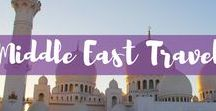Middle East Travel / Traveling to the Middle East? This board features inspiration, travel guides, travel itineraries and more for all your Middle Eastern travel. Plan your Middle East vacation here.