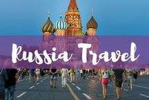 Russia Travel / Traveling to Russia? This board features inspiration, travel guides, travel itineraries and more for all your Russia travel. Plan your Russia vacation here.