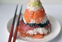 Sushi e cucina orientale