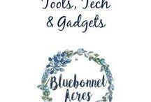 Tools, Tech, and Gadgets / Tools, Tech, & Gadgets