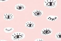 S ~ Pastel and Cute pattern