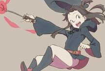 A ~ Little Witch Academia