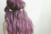 S ~ Hair Pastel